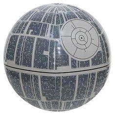 Star Wars Light Up Death Star Beach Ball