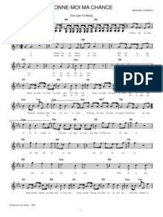 Les Mots Bleus - Christophe.pdf Saxophone, Sheet Music, Math Equations, Words, Reading, Music, Saxophones, Music Score, Music Charts