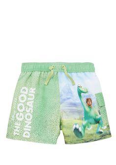 Clothing at Tesco   Disney Pixar The Good Dinosaur Swim Shorts > swimwear > Shop All Boys > Kids