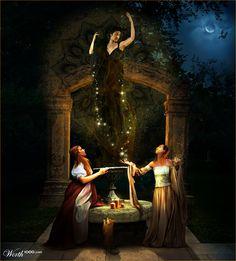Goddess Summoning - Worth1000 Contests