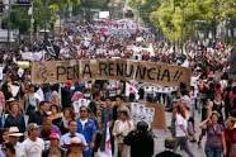 MEXICO SECUESTRADO. Basta de masacres, de narco políticos, de corrupción e impunidad