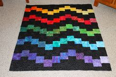 Quilting is more fun than Housework...: A Quilt Round Up! Enlarge picture to see the quilting.