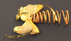 funEZcrafts - Easy Angel Crafts - Spiral Wire Angel Ornament