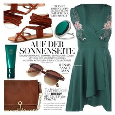 """""""Little Lady"""" by vanjazivadinovic ❤ liked on Polyvore featuring River Island, Miss Selfridge, Oribe, polyvoreeditorial and twinkledeals"""