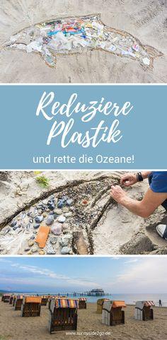Unser Plastikverbrauch ist für unsere Umwelt leider ein sehr großes Problem. In meinem Artikel zeige ich dir, wie du deinen Plastikverbrauch reduzieren kannst.