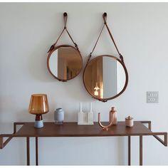 yuvarlak ayna modeli-rond mirror