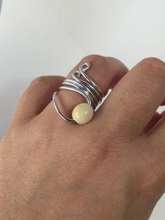 """Ringe - Tagua-Ring """"Elfe"""" - ein Designerstück von phitolotta bei DaWanda"""