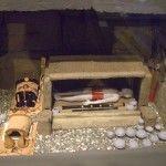 横穴式石室模型2