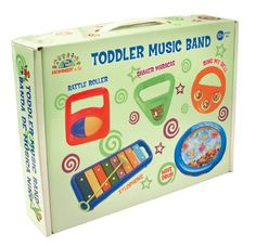 Best Gifts for 5 Year Old Boys. Music Band for Toddlers