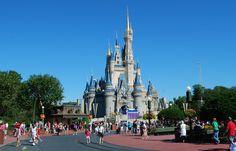 Disney World - Magic Kingdom, Orlando, FL Orlando City, Disney World Magic Kingdom, Tourist Information, Where To Go, Barcelona Cathedral, Castle, Florida, Park, Travel