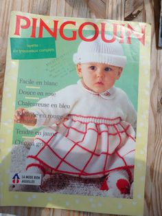 modele tricot layette ancienne