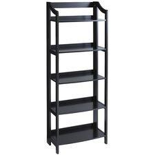 Clifton Tall Folding Shelf - Rubbed Black