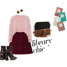 Jane Austen´s Book Club by romaosorno on Polyvore featuring polyvore, moda, style, Boohoo, Miss Selfridge, Chanel, Anthropologie, fashion and clothing
