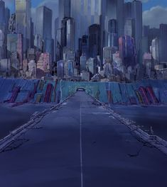 "mistamagic: ""Akira (1988) """