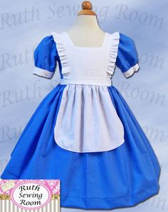 Hey, I found this really awesome Etsy listing at https://www.etsy.com/listing/160775443/custom-alice-in-wonderland-dress-in