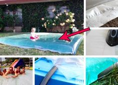Huge water pillow for 10 Water Pillow, Picnic Blanket, Outdoor Blanket, Pool Houses, Crafty Projects, Beach Mat, Diy And Crafts, Cool Stuff, Random Stuff
