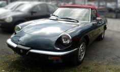 Alfa Romeo Spyder 1970