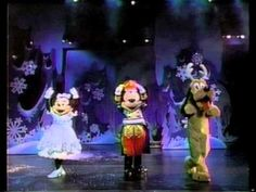 ▶ Mickey's Nutcracker Christmas 1991 Pt 2 TV Special - YouTube