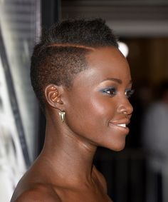 Lupita is my BFF in my head.. #blackprincess #lupita #oscarawardwinner #12yearsaslave