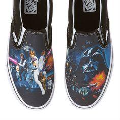 0b4c2ed76735 Be the coolest kid in school with a new pair of Star Wars kicks! Skateskor