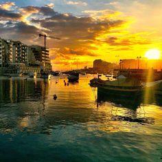 Spinola Bay, St. Julians, Malta