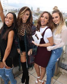 Discovered by little mix ☼. Find images and videos about little mix, perrie edwards and jesy nelson on We Heart It - the app to get lost in what you love. Little Mix Book, Little Mix Style, Little Mix Girls, Jesy Nelson, Perrie Edwards, Musica Little Mix, Dvb Dresden, Famous Celebrities, Celebs