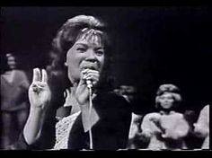 This Week's Favourite Female Singer - Mary Wells