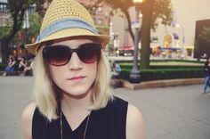 Summer Style / / Straw Hat  #summer #hat