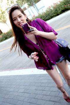 Arissa Cheo. Love her style!!!