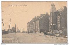 17285g GARE - HOTEL - RESTAURANT - Luttre