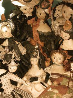 Nicole Sayre dolls