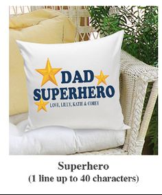 40dd4b9b 16x16 Throw Pillow - Mom-Dad-Grandpa -Free Personalization – GiftsEngraved