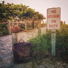 Maybe this backpack will help you float because there's no lifeguard on duty.   Saddleback Leather Co.   Simple Backpack   100 Year Warranty   $458.00 - $558.00