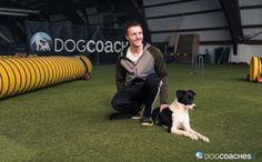 """Taping date for an online-course with the agility champion Daniel Schröder - """"the 5 essentials of leading your dog"""". www.dogcoaches.com"""