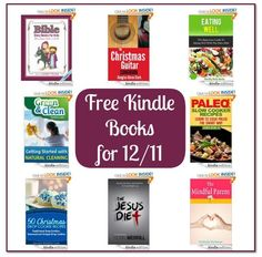 Free Kindle Books: The Mindful Parent, Having a Very Merry Christmas on a Budget, + More!