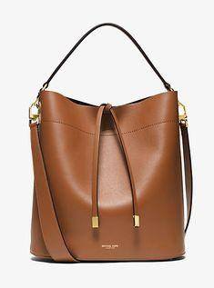 Miranda Large Leather Shoulder Bag