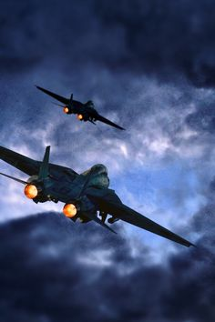 Pair of Tomcats Airplane Fighter, Airplane Art, Fighter Aircraft, Jet Fighter Pilot, Air Fighter, Fighter Jets, Military Jets, Military Aircraft, Tomcat F14