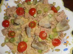 Salade+de+fonds+d+artichauts+au+thon