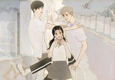 Aesthetic Art, Aesthetic Anime, Anime Couples, Cute Couples, Cover Wattpad, Best Friend Drawings, Romance Art, Mary Sue, Couple Art