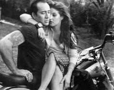 2002 - 2004. Nicolas Cage and Lisa Marie Presley