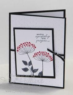 Jill's Card Creations: Summer Silhouettes