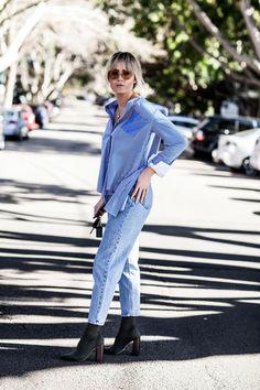 #boyfriendjeans #denim #jeans #wardrobestaples #styling #style #personalstyling #elishacasagrande
