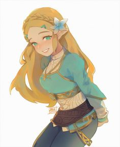 Post with 0 votes and 10 views. Princess Zelda, by Xiaociiao Legend Of Zelda Memes, The Legend Of Zelda, Legend Of Zelda Breath, Cry Anime, Anime Art, Sidon Zelda, Botw Zelda, Girls Anime, Link Zelda