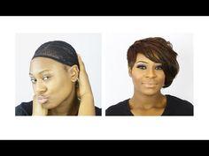 Natural Hair Care, Natural Hair Styles, Long Hair Styles, Short Sew In, Black Women Celebrities, Sew In Weave Hairstyles, Frankie Sandford, Weave Styles, Hair Regimen