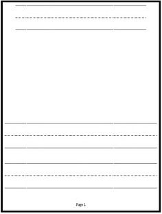 Free Journal Paper from Simply Kinder!