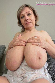 Gigantic Mature Tits 33