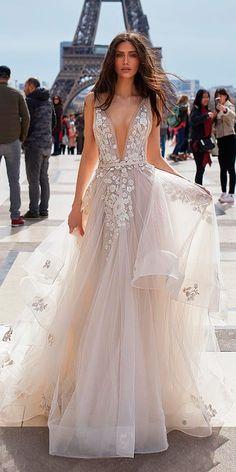 Revealing New Wedding Dresses 2019 #weddings #dresses #weddingdresses