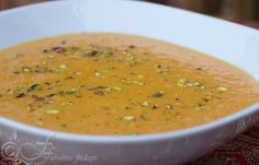 Carrot Payasam: specially made for festivals as an offering to God.