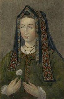 Elizabeth of York, Queen of England, Mother of Henry VII   Flickr - Photo Sharing!