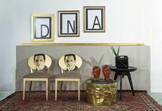 17 ambientes com mesa de apoio da Casa Cor 2014 - Casa